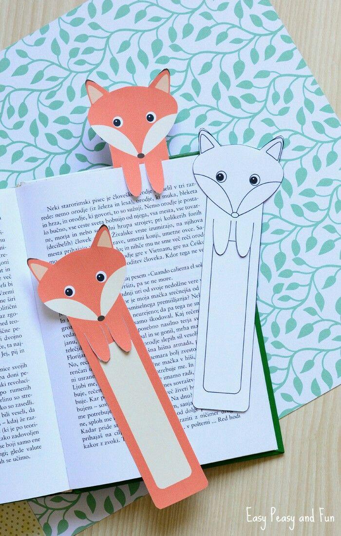 Оригинальные идеи по созданию закладок для книг своими руками