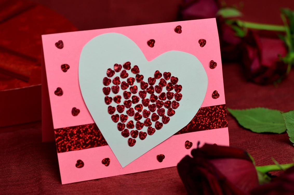 ? сделай валентинку своими руками из бумаги — признайся в любви оригинально