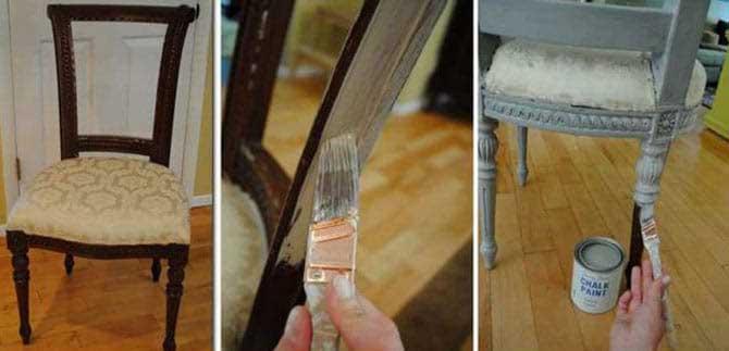 Как отреставрировать ваш старый стол своими руками