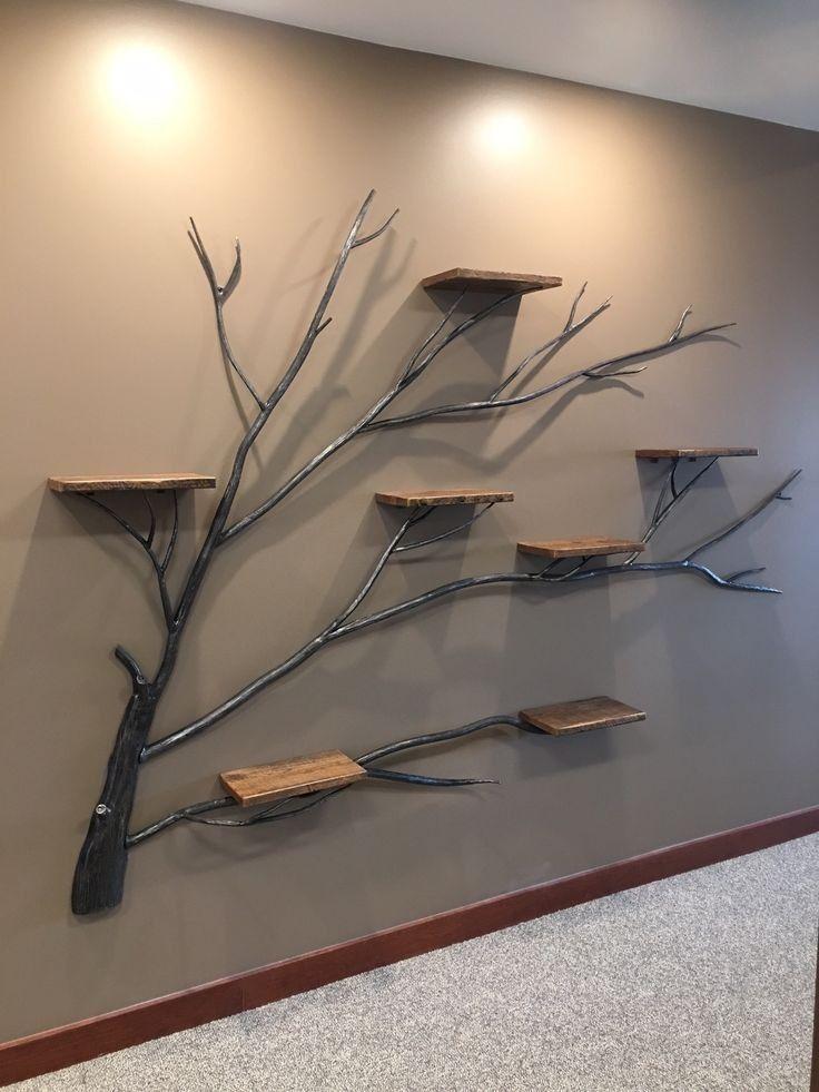 Дерево на стене своими руками - 10 лучших вариантов!