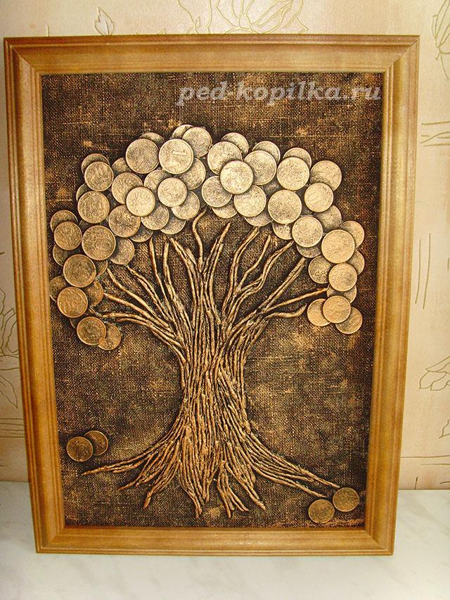 Как сделать денежное дерево своими руками. пошаговая инструкция, как сделать денежное дерево из монет, купюр, бисера. как сделать денежное дерево своими руками - пошаговая инструкция с фото