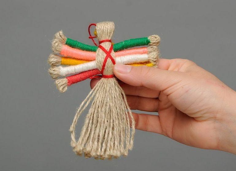 Как сделать куклу оберег своими руками из ткани поэтапно: берегиня, кукла на счастье, обрядовые куклы, мастер-класс