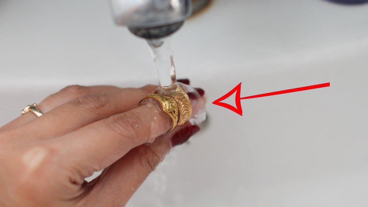 Как почистить золото в домашних условиях: популярные способы и полезные советы