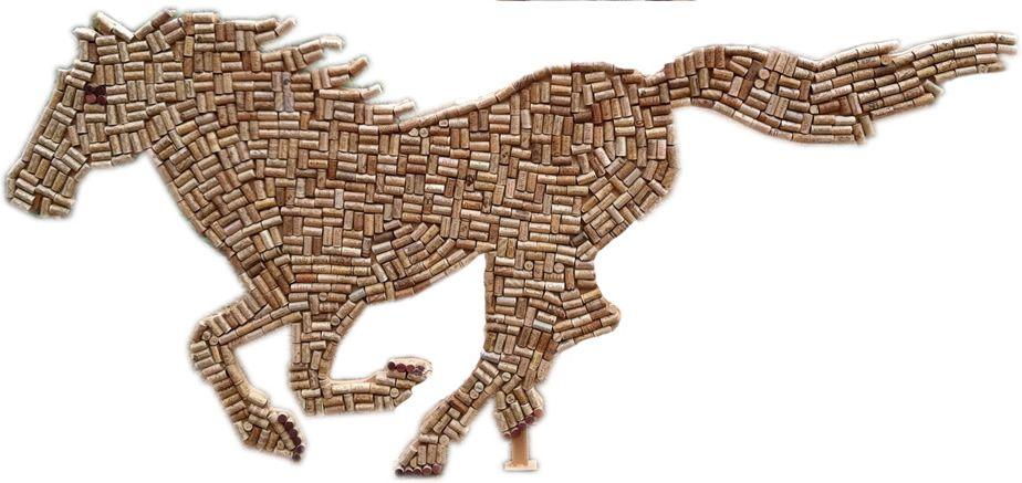 ᐉ лошадка из пробок - своими руками -