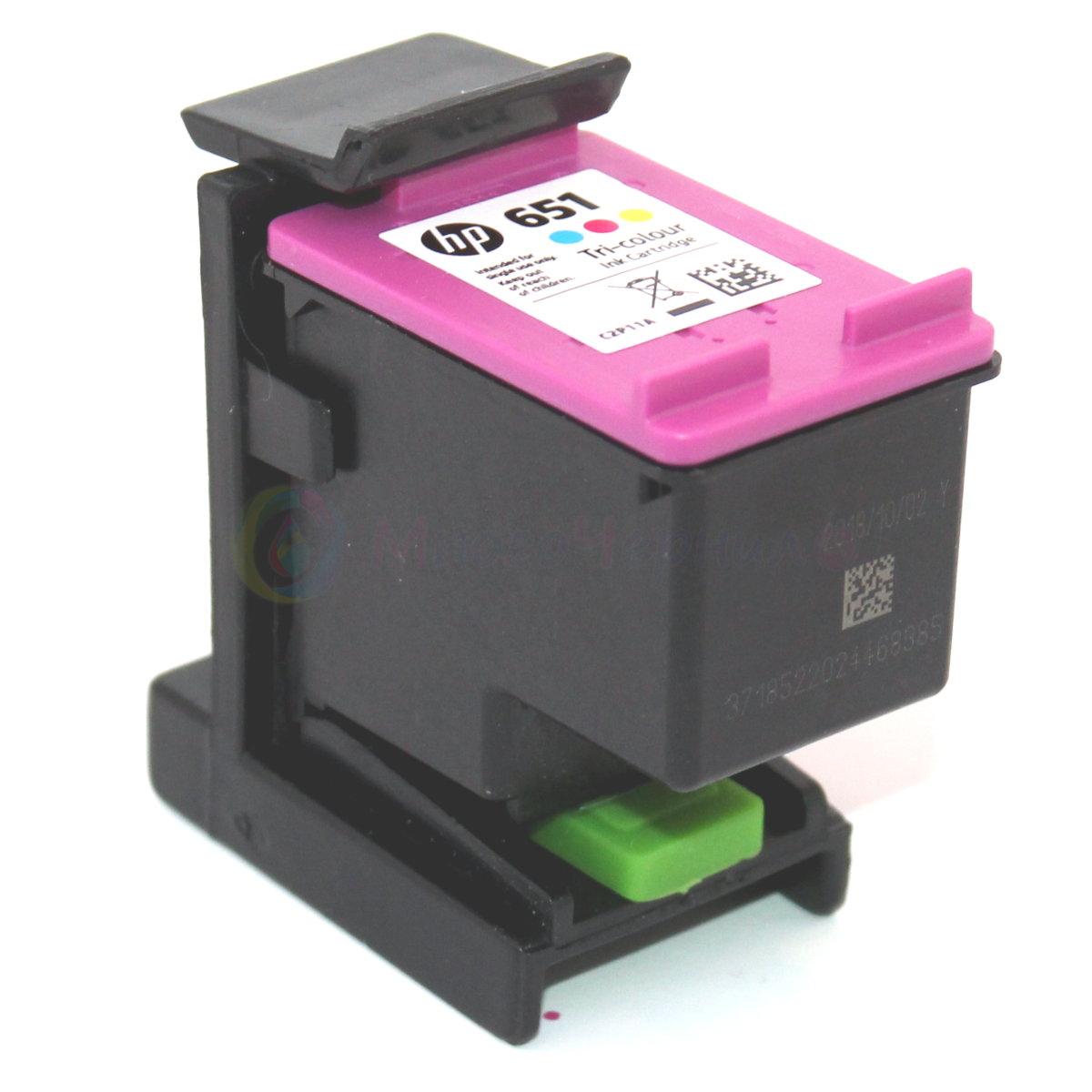 Как самому заправить картридж струйного и лазерного принтера hp