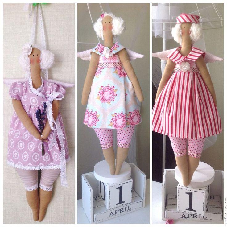 Интерьерная кукла: какую выбрать и как сделать своими руками?