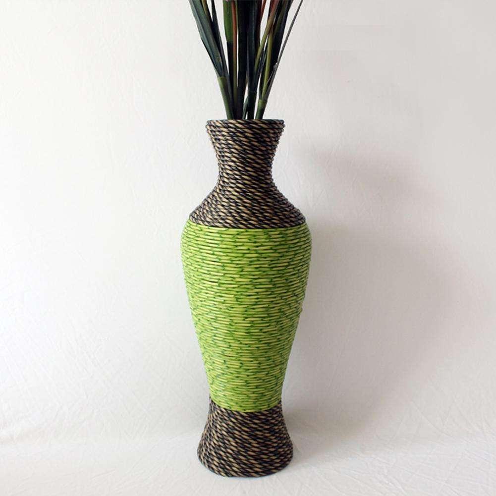 Плетение ваз из газетных трубочек: узоры, схемы, описание, мастер класс, фото