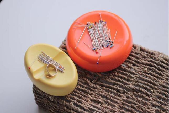 Как сделать подушку для иголок и булавок в виде милой корзинки: пошаговая инструкция