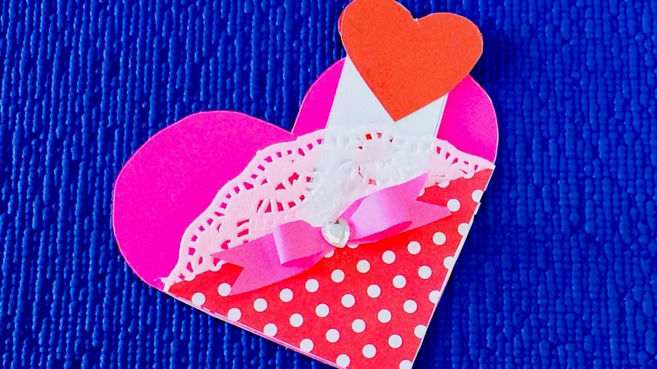 Валентинки своими руками: 5 сердечных подарков (из бумаги)