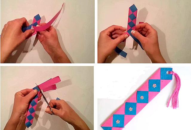 Оригами-браслет | страна мастеров