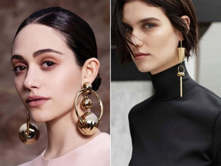 Модные серьги 2020 года — какие сережки сейчас в моде? модные тенденции на золотые серьги с бриллиантами