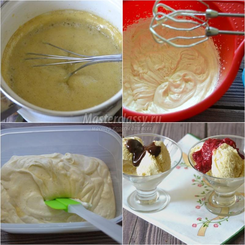 Мороженое пломбир: пошаговый рецепт с фото – рецепты – домашний