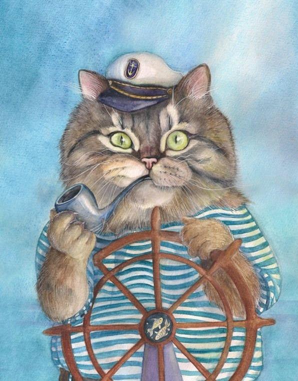 Открытка своими руками кот – двигающиеся открытки своими руками – лев, обезьяна, кот и собака. поделки для детей / поделки и аппликации для детей / клуклу. рукоделие