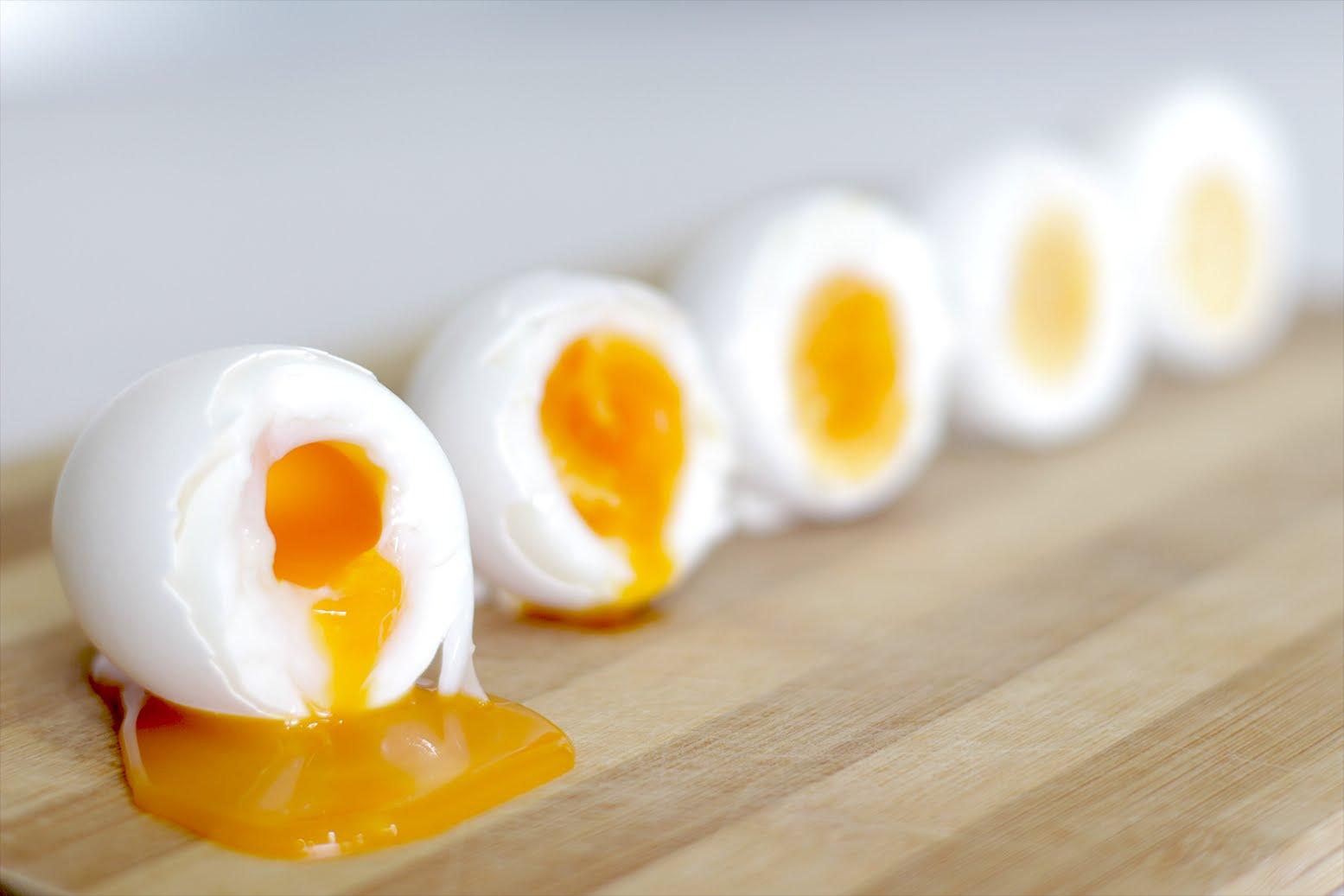 Рецепт приготовления яиц в мешочек