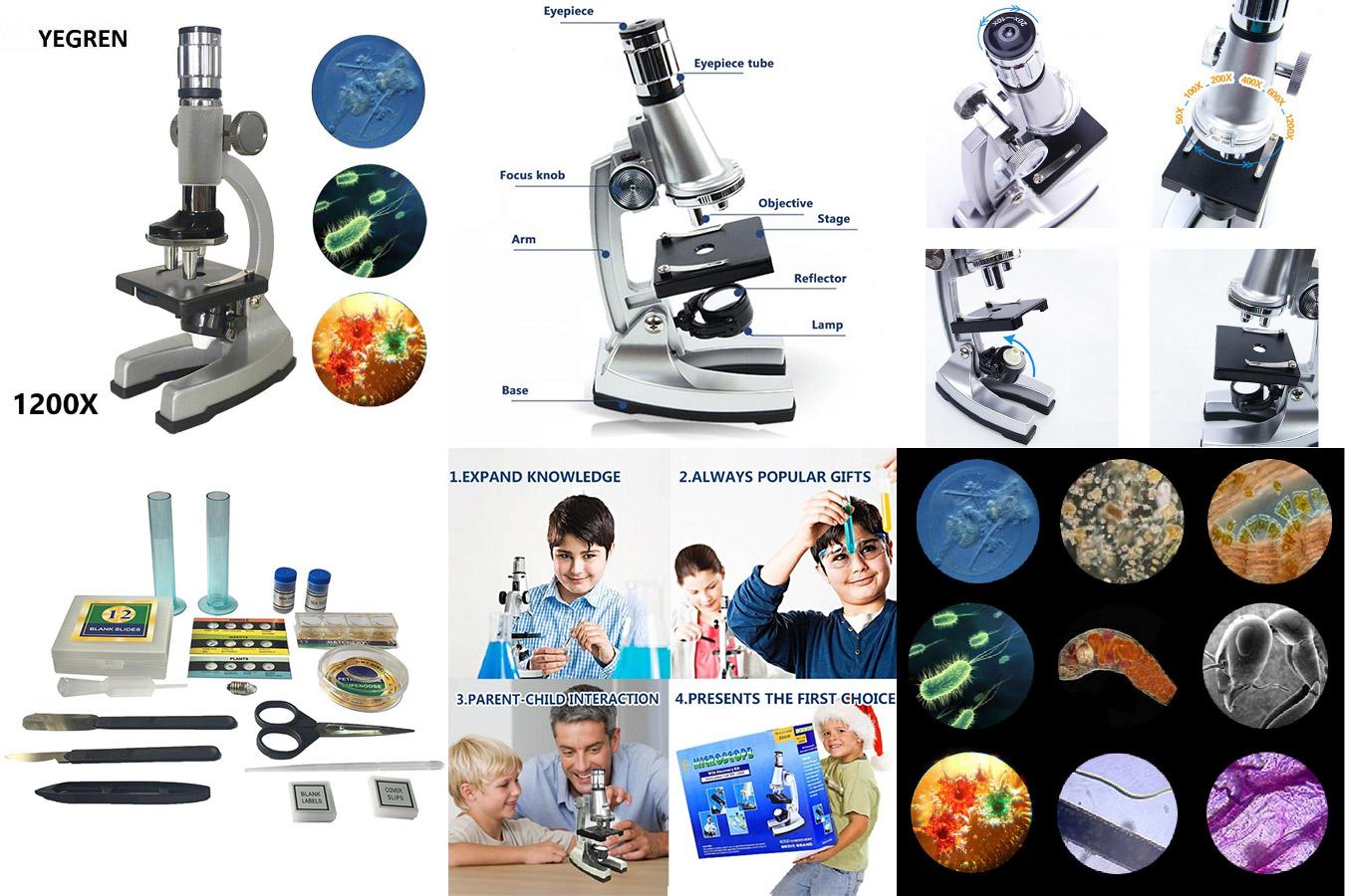 Микроскоп своими руками - сделай сам