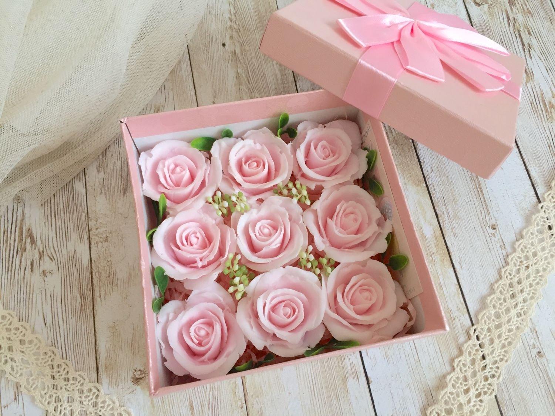 Мыльная роза