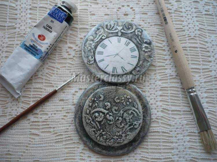 ᐉ декорирование зеркальца из пудреницы - своими руками -