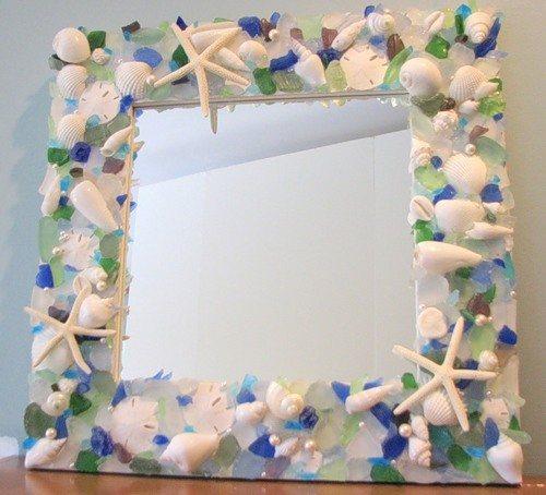 Вдыхаем жизнь в старое зеркало. как дать зеркалу новую жизнь? ремонт деревянной рамки зеркала