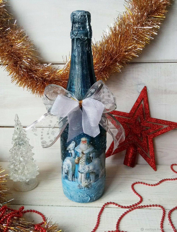Декупаж шампанского: на новый год, свадьбу, день рождения, картинки скачать бесплатно | праздник для всех