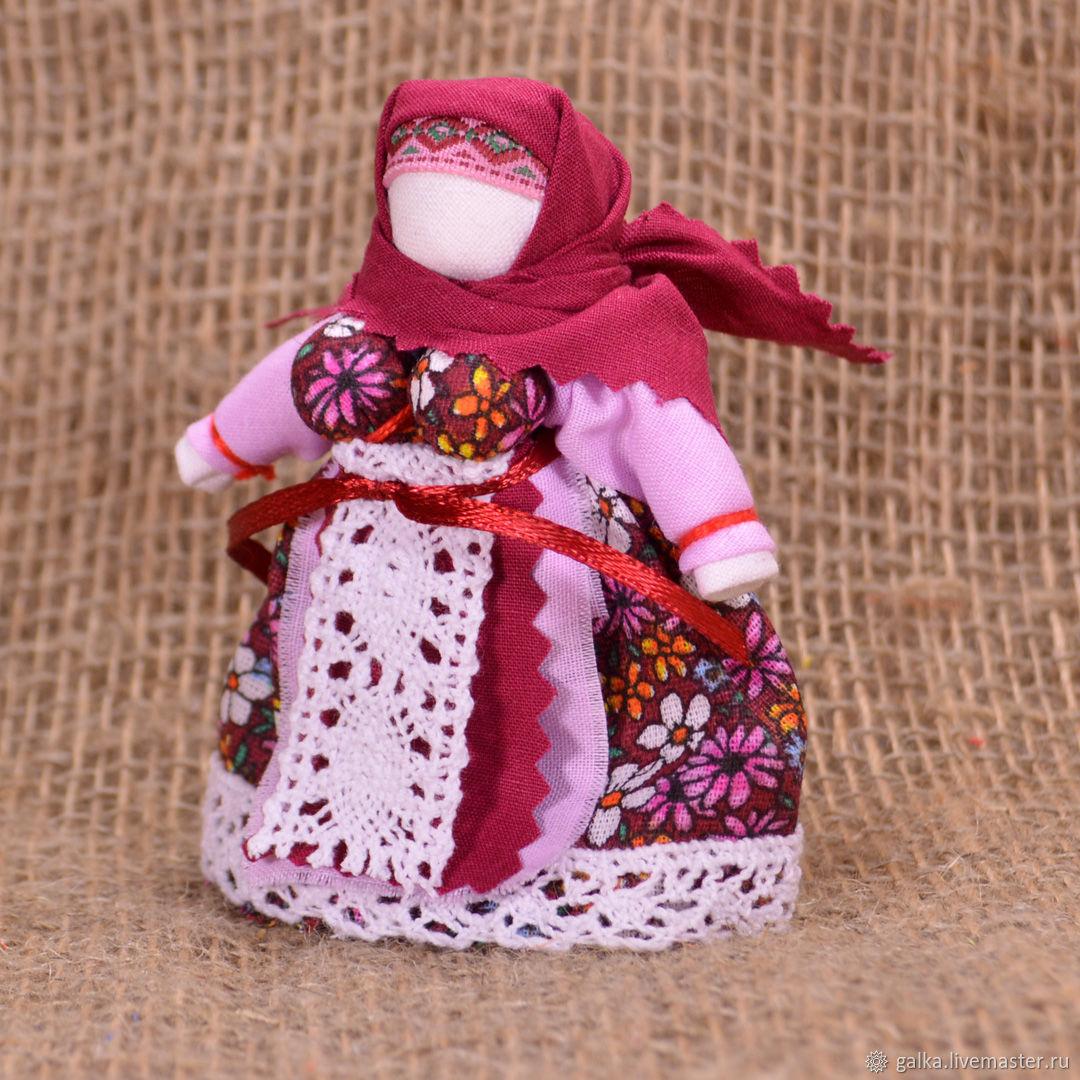 Методическая разработка на тему:  мастер — класс  для педагогов «изготовление куклы-оберега  «кормилка»  (обучение  изготовлению тряпичных кукол) | социальная сеть работников образования