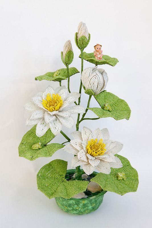 Розы из бисера: мастер-класс, схемы, фото идеи, мастер классы