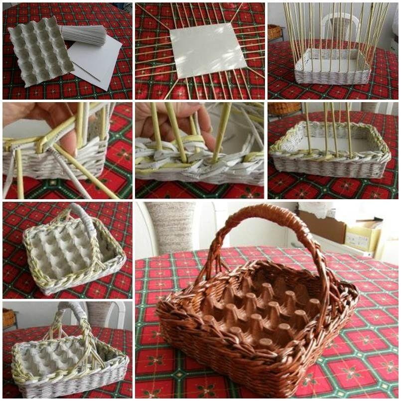 Поделка корзинка - 110 фото поделок с красивым дизайном. пошаговая инструкция + мастер-класс