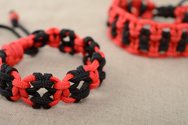 Макраме браслеты для начинающих: схемы плетения простые и с бусинами, видео уроки