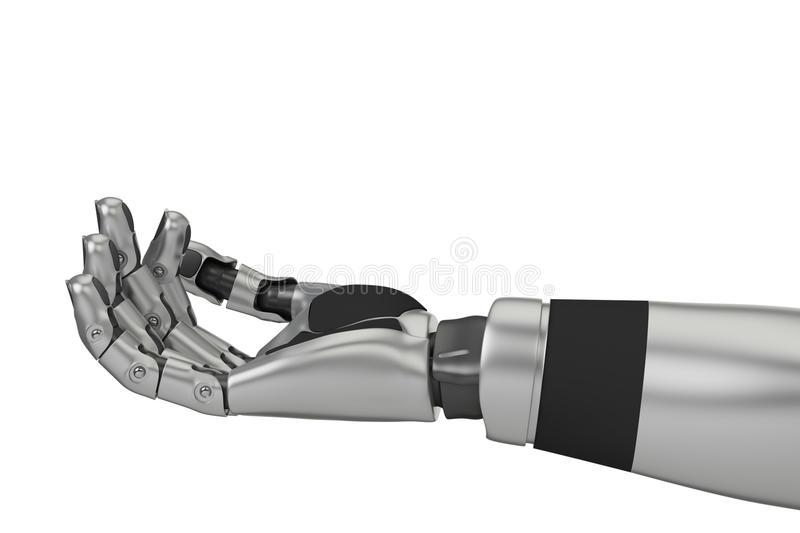 Как сделать руку робота для аниматроники.
