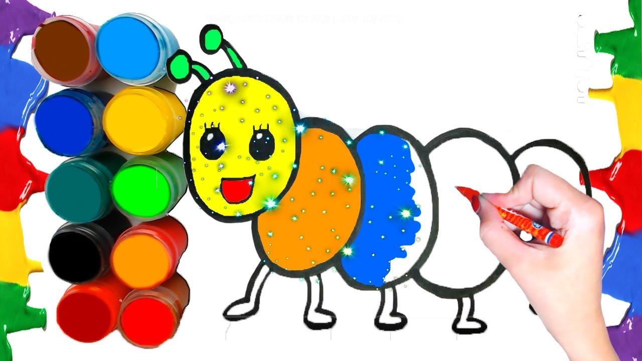 Развивающая игра учим цвета для детей, аппликация из цветной бумаги для малышей 2,3,4 года для развития мелкой моторики, цветовосприятия, памяти и внимания