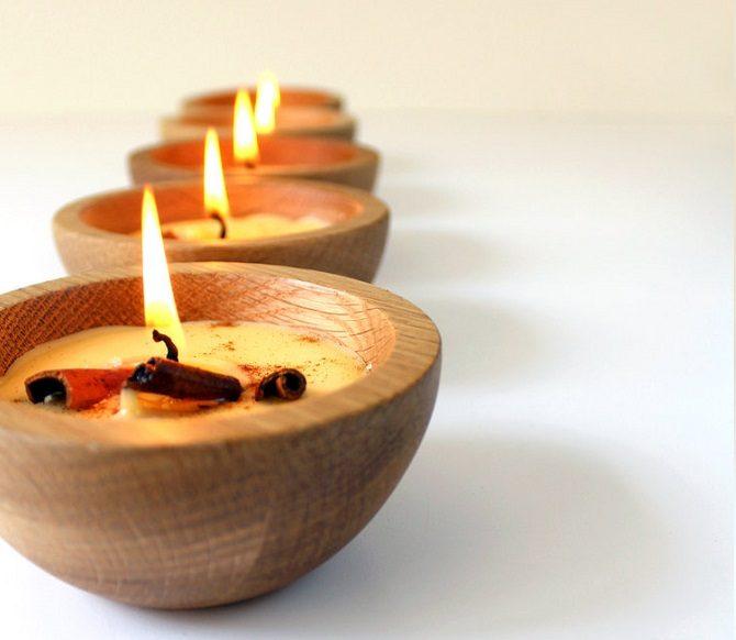 ᐉ изготовление ароматических свечей в стеклянной баночке - своими руками -