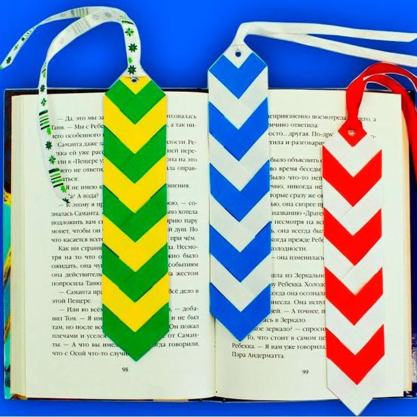 Закладки для книг своими руками - страница 1