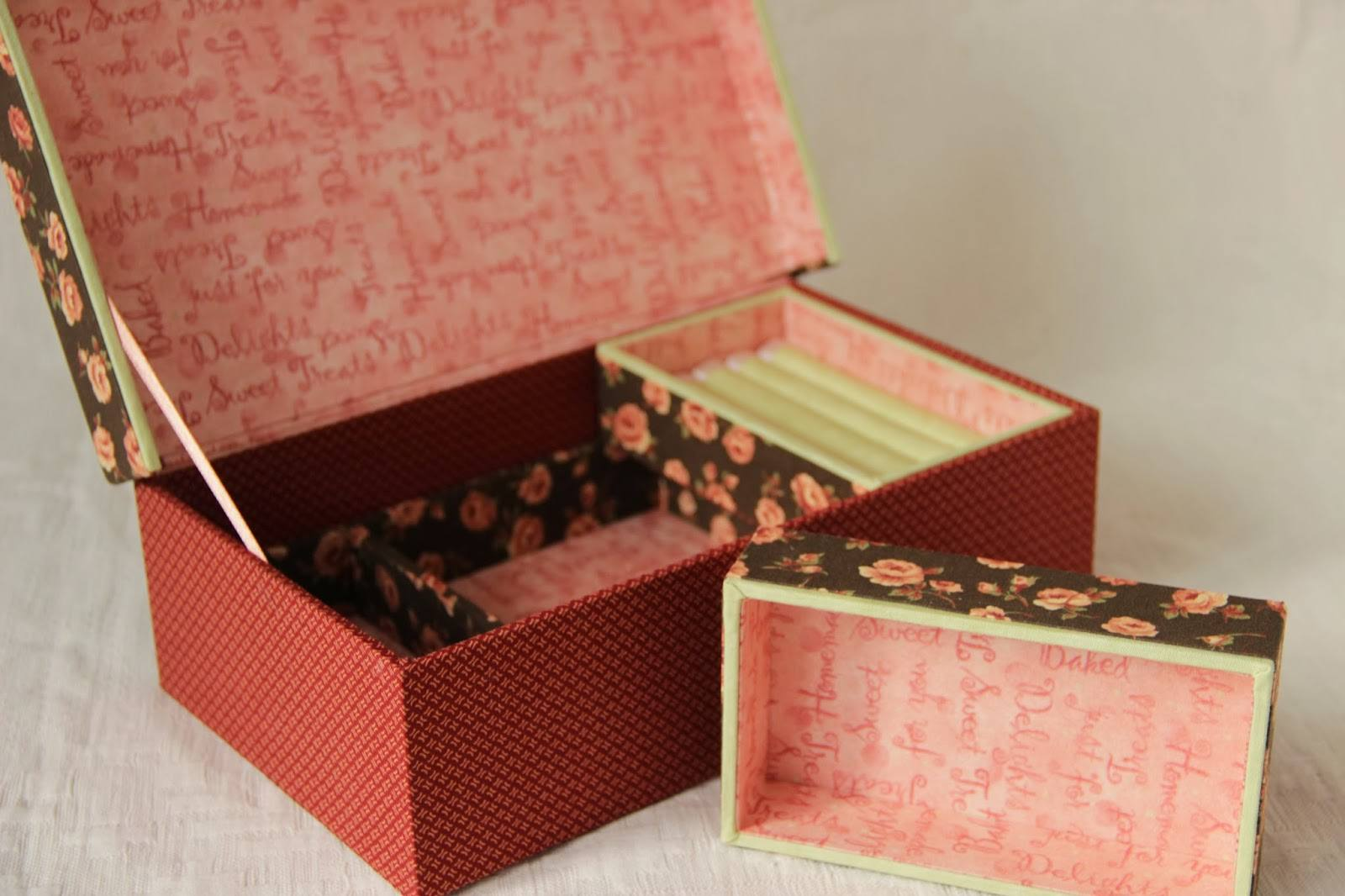 Коробочки для подарков: делаем и оформляем сами