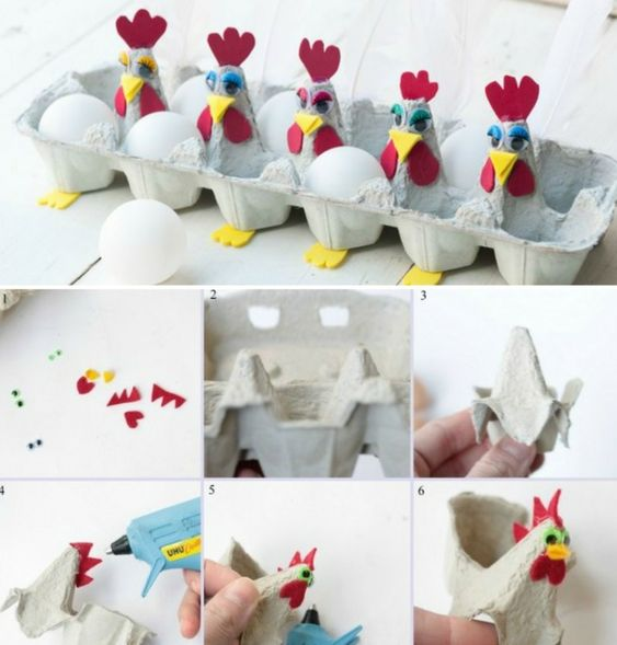 Короб для яиц