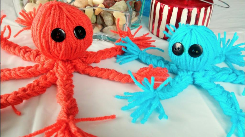 Как сшить осьминога своими руками. подарок, diy. декор, подушка или мягкая игрушка. - honeybee create