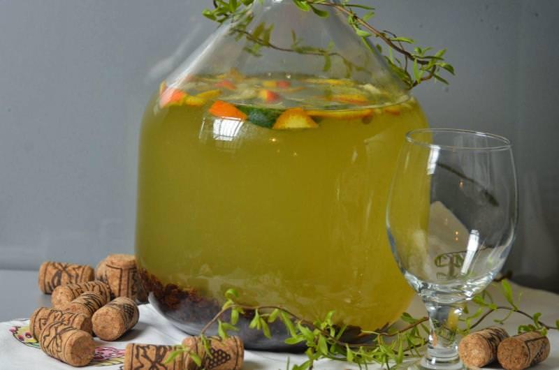 Березовый сок рецепт на зиму