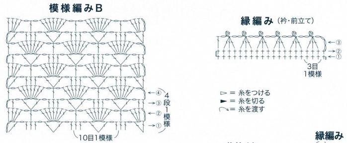 Подборка вязаных крючком безрукавок для женщин и детей