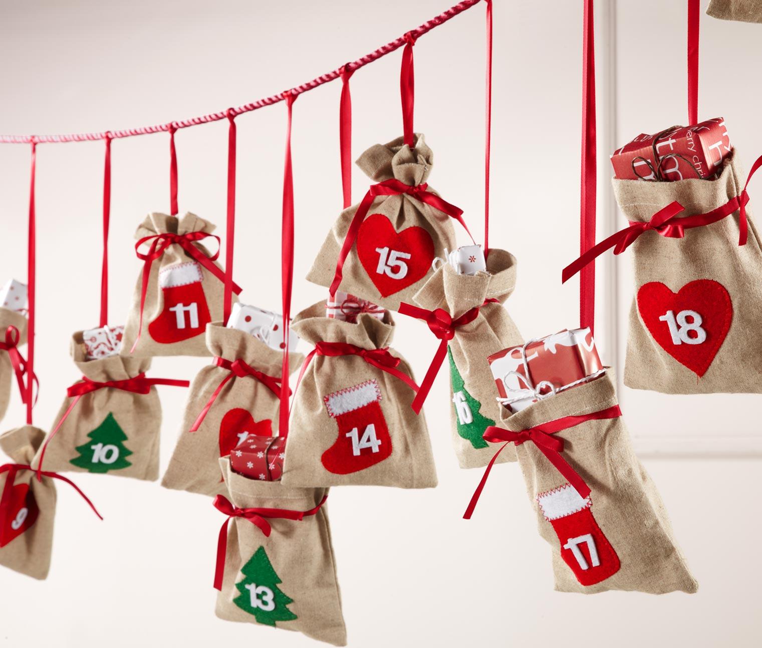 Адвент календарь. идеи, задания, подарки