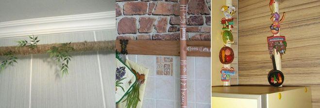 Как спрятать трубы в ванной, не монтируя в стену