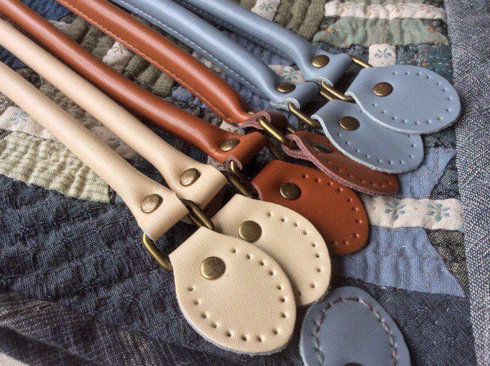 Как реставрировать ручки у кожаной сумки. ремонт ручек на сумке