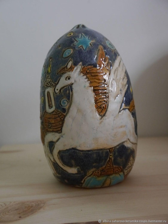Декоративное яйцо (папье-маше) и лоточки для яиц | страна мастеров
