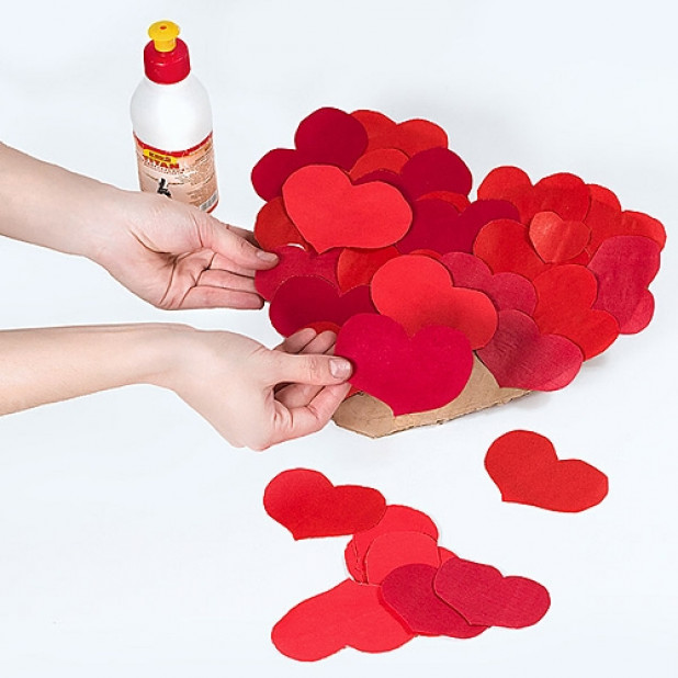 Открытки, валентинки на 14 февраля своими руками из бумаги, идеи ко дню всех влюбленных (святого валентина)