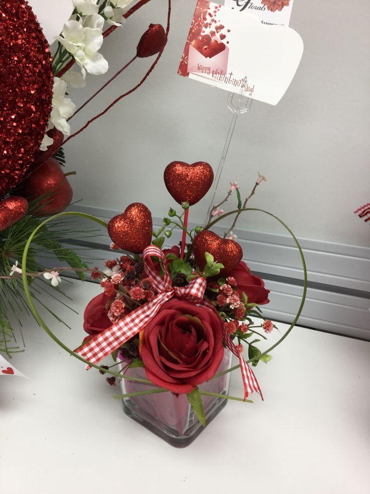 Композиция ко Дню Святого Валентина