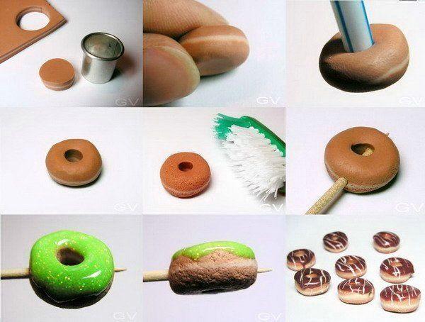 Поделки из полимерной глины - пошаговый мастер-класс по созданию глиняных фигурок (89 фото)