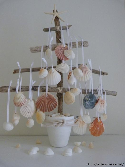 Как сделать новогоднюю елку своими руками из подручных материалов?