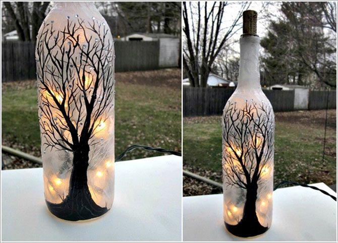 Как сделать вазу для цветов своими руками - hekon.ru
