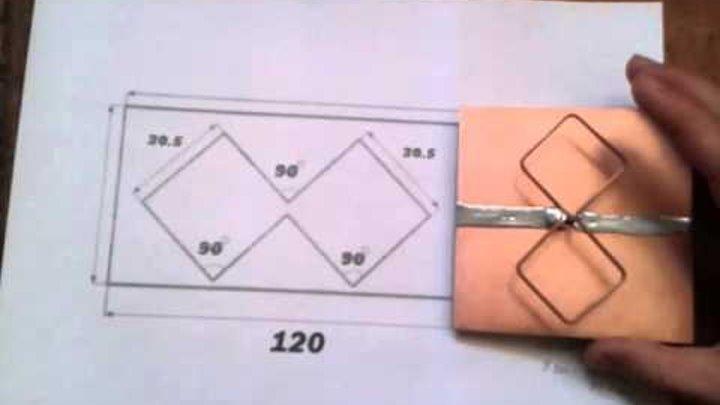 Постройка biquad антенны