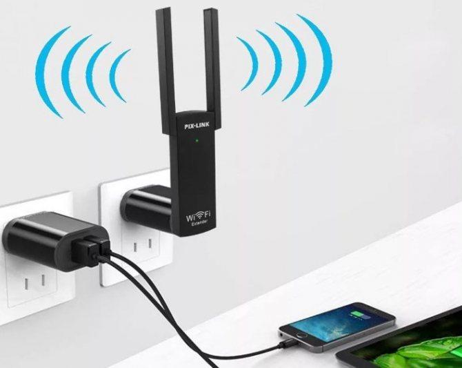 Зачем нужны два роутера, увеличиваем дальность сигнала wi-fi