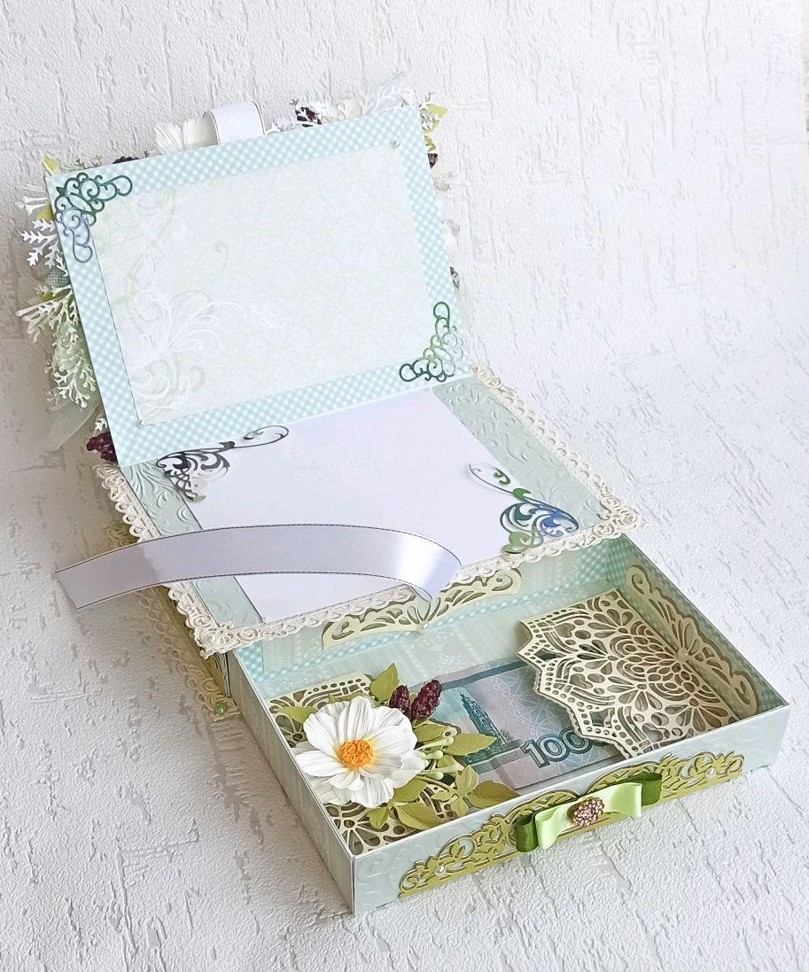 Сундучок для денег на свадьбу — делаем своими руками