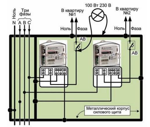 """Суперизобретение """"Бесплатная электроэнергия без смотки счетчика"""