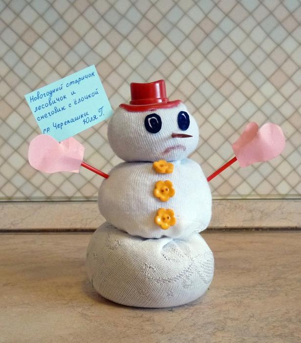 20 снежных фигур, которые легко сделать самому и с детьми